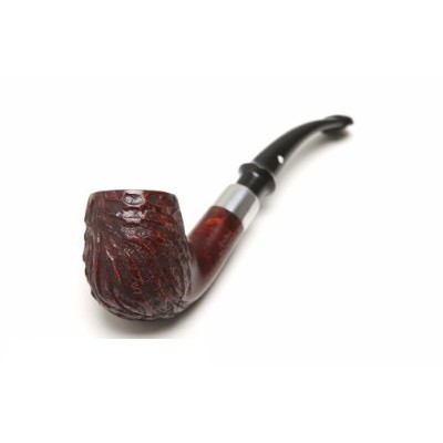 Dr Grabow Omega Textured Tobacco Pipe by Dr Grabow