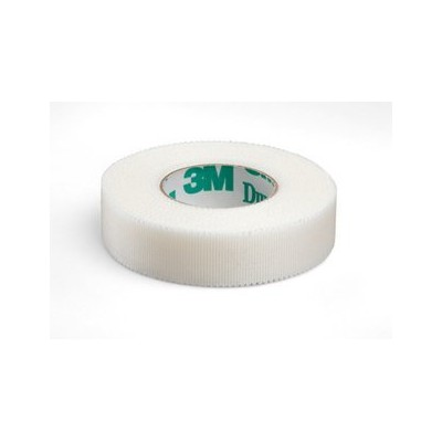 Durapore Surgical Tape, 1/2 (1 Roll) by 3M