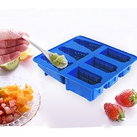 Joyoldelf Doctor Who Silicone Ice Cube Tray and Chocolate,Candy,Cookies Mould Maker - Tardis and...