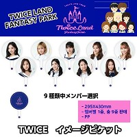 TWICE(トゥワイス)NAYEON【IMAGE PICKET】TWICE 2ND TOUR [TWICELAND-fantasy park]OFFCIAL コンサート公式グッズ