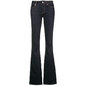 Dondup flared jeans - ブルー