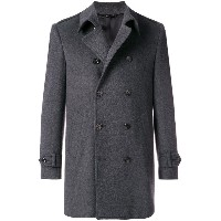 Tonello cashmere military coat - グレー