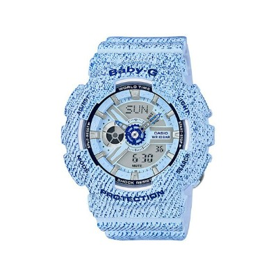 G-SHOCK/BABY-G/PRO TREK BABY-G/(L)BA-110DC-2A3JF/DENIM D COLOR カシオ ファッショングッズ【送料無料】