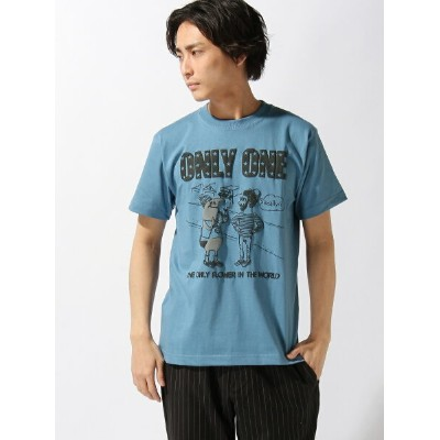 gym master gym master/(U)ONLY ONE Tee ジムマスター カットソー【送料無料】