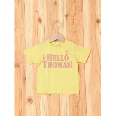 【SALE/45%OFF】petit main HELLO THOMAS T プティマイン カットソー【RBA_S】【RBA_E】