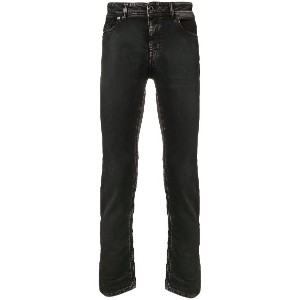 Diesel Black Gold classic slim-fit jeans - ブラック