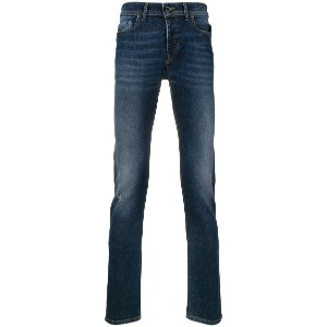 Diesel Black Gold classic slim-fit jeans - ブルー