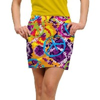 LoudMouth Ladies Woodystock StretchTech Skort【ゴルフ レディース>スコート】