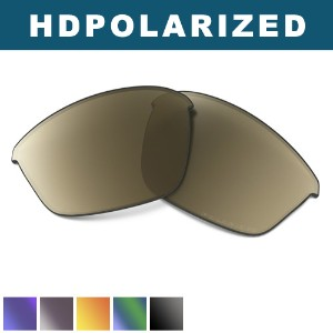 Oakley HD Polarized HALF JACKET 2.0 Replacement Lenses【ゴルフ ゴルフウェア>サングラス(Oakley)】