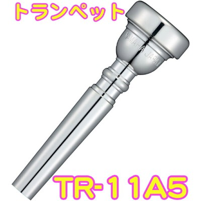 YAMAHA ( ヤマハ ) TR-11A5 トランペット マウスピース 銀メッキ スタンダードシリーズ 管楽器 TR11A5 Trumpet mouthpiece Standard SP 11A5...