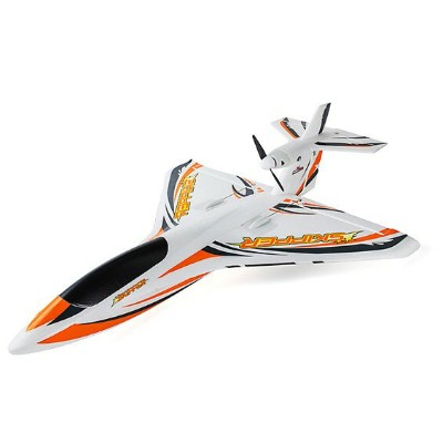 "H-King Skipper All Terrain Airplane EPO 700mm (28"") Orange (PNF)"