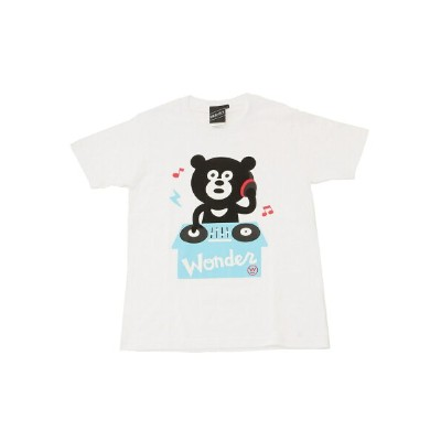 BEAMS T 【SPECIAL PRICE】The Wonderful! design works. / DJ Bear Tee ビームスT カットソー