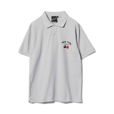 BEAMS T 【SPECIAL PRICE】NYC APPLE Polo ビームスT カットソー【送料無料】