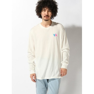 RVCA (M)ASTRODECK ロンT ルーカ ストア カットソー【送料無料】