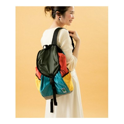 Sonny Label MEI PACKABLE FLAPPACK サニーレーベル バッグ【送料無料】