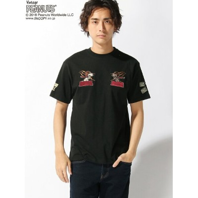 【SALE/20%OFF】LOWBLOW KNUCKLE LOWBLOW KNUCKLE/(M)FLYING ACE Tシャツ サンコーバザール カットソー【RBA_S】【RBA_E】【送料無料】