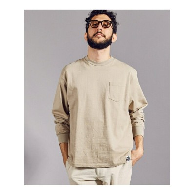 URBAN RESEARCH FSC JP 12/-TUBE POCKET LONG-SLEEVE T-SHIRTS アーバンリサーチ カットソー【送料無料】