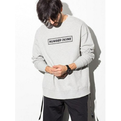 NUMBER (N)INE DENIM NUMBER (N)INE DENIM/NDO-808 シフォン カットソー【送料無料】
