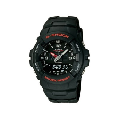 G-SHOCK/BABY-G/PRO TREK G-SHOCK/(M)G-100-1BMJF/COMBINATION カシオ ファッショングッズ【送料無料】