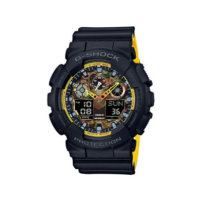 G-SHOCK/BABY-G/PRO TREK G-SHOCK/(M)GA-100BY-1AJF/Sporty Mix カシオ ファッショングッズ【送料無料】