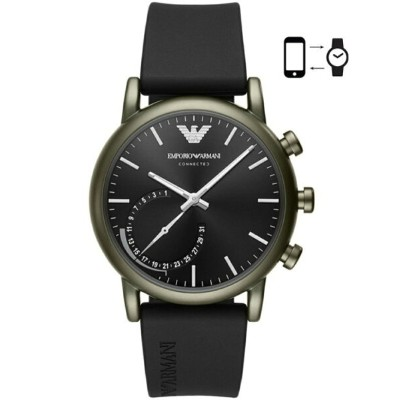 【SALE/50%OFF】EMPORIO ARMANI CONNECTED EMPORIO ARMANI CONNECTED/(M)ART3016 ウォッチステーションインターナショナル...