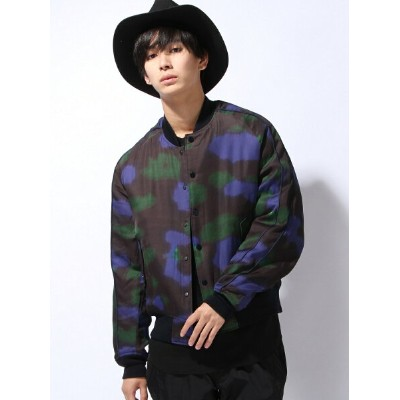 【SALE/50%OFF】Name. ORIGINAL PATTERN BLOUSON ネーム コート/ジャケット【RBA_S】【RBA_E】【送料無料】