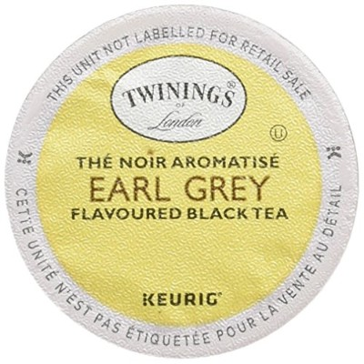 Twinings Earl Grey Tea Keurig K-Cups, 48 Count by Twinings
