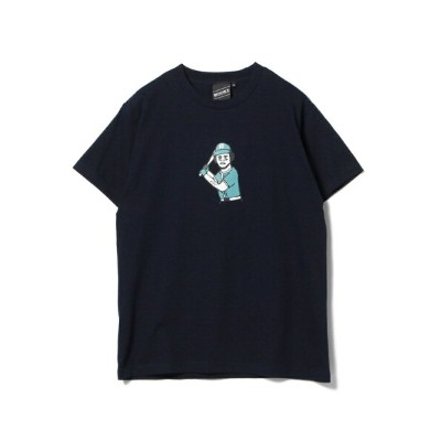 [Rakuten BRAND AVENUE]【SPECIAL PRICE】BEAMS T / Connie Print Tee BEAMS T ビームスT カットソー