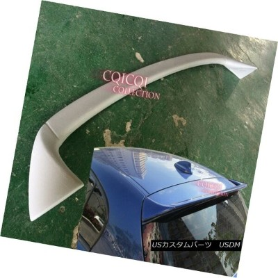 エアロパーツ Painted BMW 04~11 E81 E87 1-series hatchback 3Door 5Door AC type roof spoiler◎ ペイントされたBMW 04...