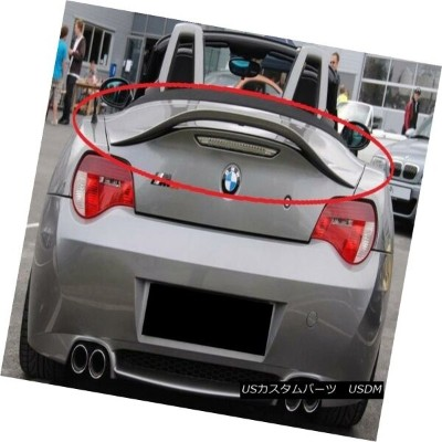 エアロパーツ BMW Z4 E85 2002 - 2008 REAR BOOT TRUNK SPOILER NEW TAILGATE AERO BMW Z4 E85 2002 - 2008リア...