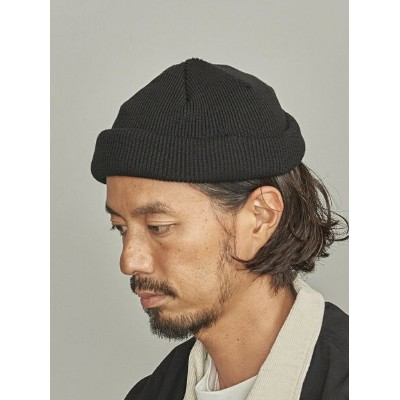 [Rakuten BRAND AVENUE] Racal  ROLL KNIT CAP/ニットキャップ BEAUTY & YOUTH UNITED ARROWS ビューティ&ユース...