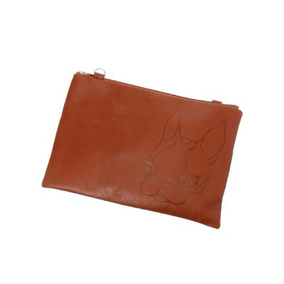 [Rakuten BRAND AVENUE]Leather 2way clutch bag CRYSTAL BALL クリスタルボール バッグ【送料無料】