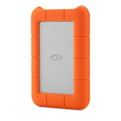 LaCie HDD ポータブルハードディスク 4TB Rugged RAID Thunderbolt &USB 3.0 STFA4000400