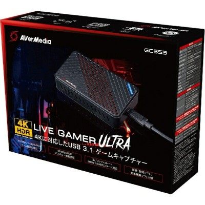 【送料無料】 AVerMedia TECHNOLOGIES Live Gamer Ultra GC553 GC553
