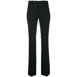 Dondup flared tailored trousers - ブラック