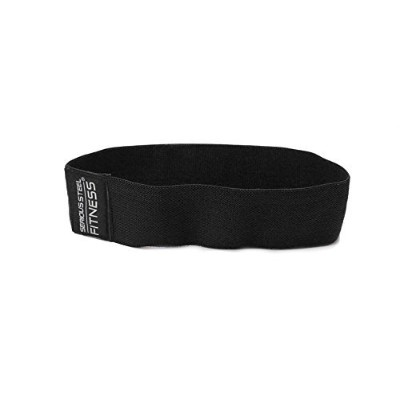 Serious Steel Fitness Hip and Glute Band 2.0 | Squat & Deadlift Warm-up Band (Regular Resistance...