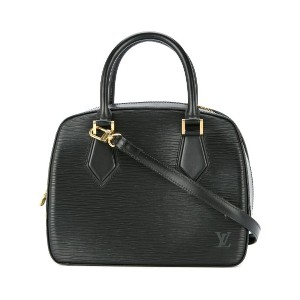 Louis Vuitton Vintage Sablons 2 way hand bag - ブラック