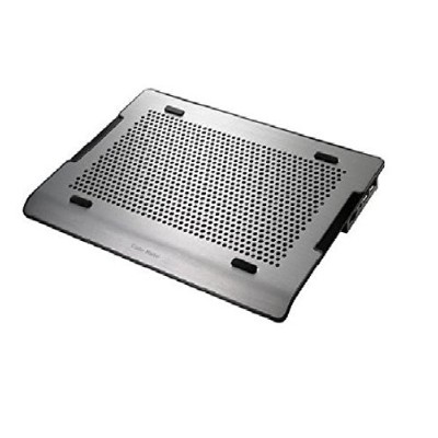 Cooler Master NOTEPAL A200 SILVER ノートブッククーラー 16インチまで対応 HS1164 R9-NBC-A2HSJ-GP