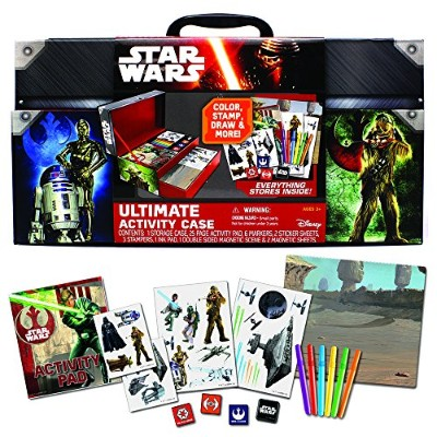 Star Wars Ultimate Activity Case