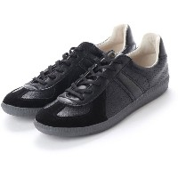 エクリプスバイマカロニアン ECLIPS by maccheronian GERMAN TRAINER Panching (BLK/GRY) メンズ