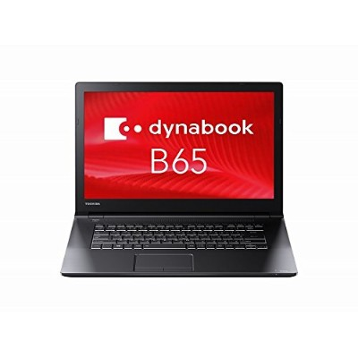 TOSHIBA dynabook B65/D Core i5 6200U 2.3Ghz 8G 500G WIN 10 OFFICE無