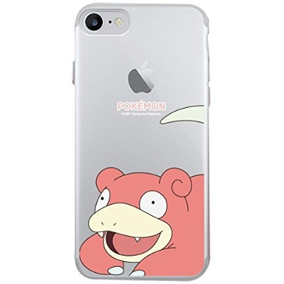 【 iPhone5 iPhone5s iPhoneSe 共用 ケース カバー 】【★/日本国内発送】【 正規品 ポケモン ヤドン クリア ケース 】 iPhone5 iPhone5S...