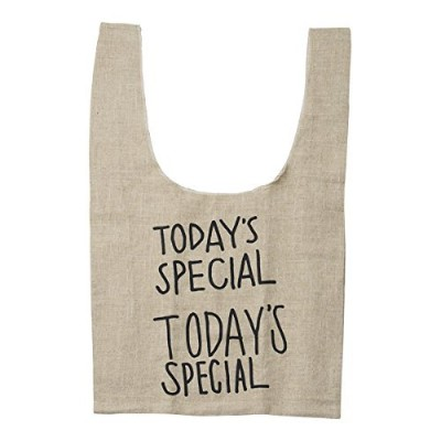 TODAY'S SPECIAL ジュート マルシェバッグ Marche Bag