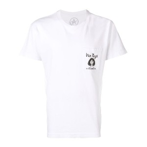 Local Authority Van Nuys pocket T-shirt - ホワイト