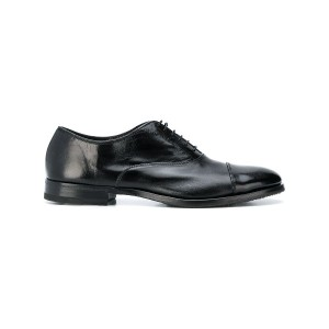 Henderson Baracco classic oxford shoes - ブラック