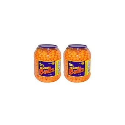 Utz チーズ ボール バレル - 35 オンス-2 パーク MegaDeal によって Utz Cheese Ball Barrels - 35 oz. - 2 pk. by MegaDeal