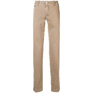 Jacob Cohen slim fit chinos - ヌード&ナチュラル