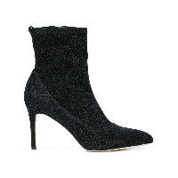 Sam Edelman pointed toe ankle boots - ブラック