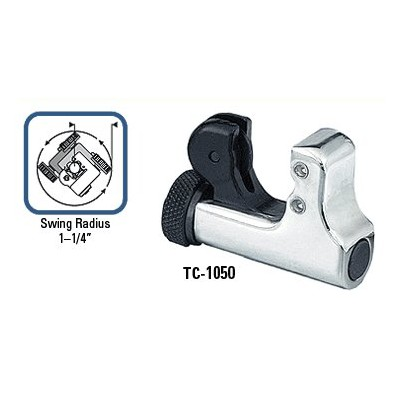 Imperial IMP TC 1050 Mini Tube Cutter for 1/8 to 5/8 OD Metal Tubing by Imperial Tools