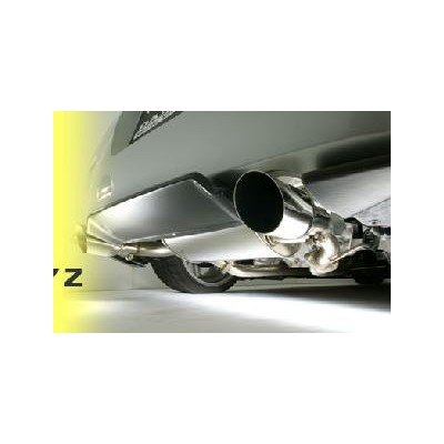 DAMD ダムド エアロ FAIRLADY Z (フェアレディーZ)  Z33 SPOILER TYPE STYLING EFFECT SENSITIVITY EXHAUST EQUIPMENT